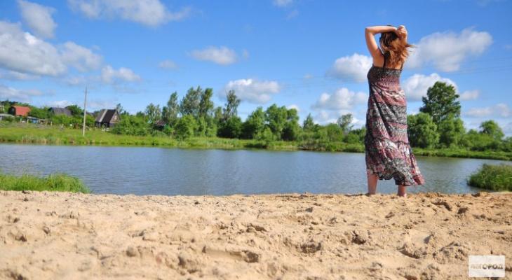 К выходным в Кировской области потеплеет до +30