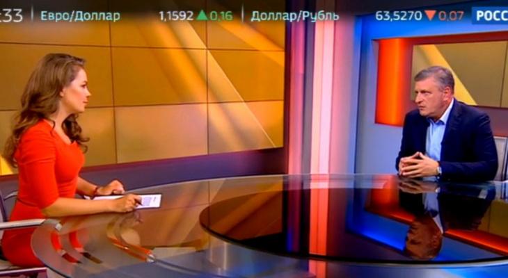 Игорь Васильев рассказал об итогах 2-летней работы на посту губернатора