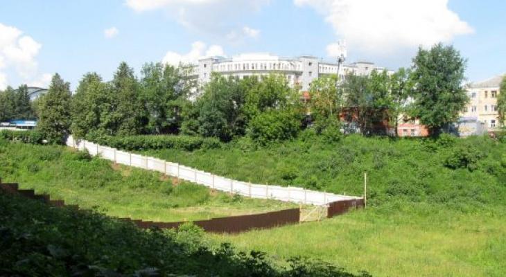 В администрации предложили объединить части оврага Засора подземными проходами