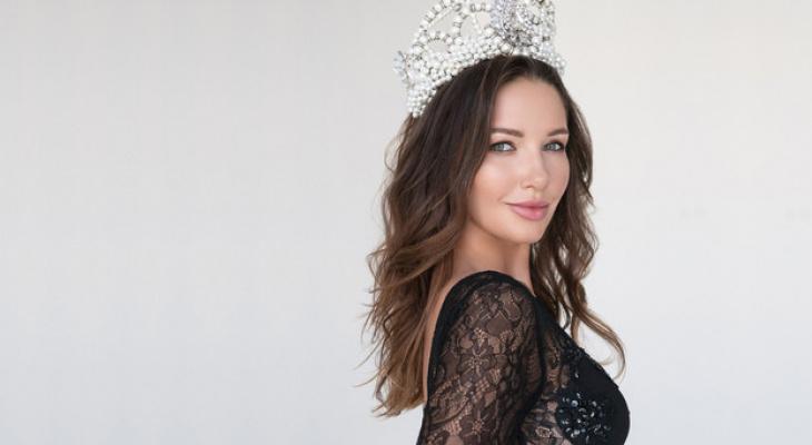 Девушка из Кировской области победила на международном конкурсе красоты