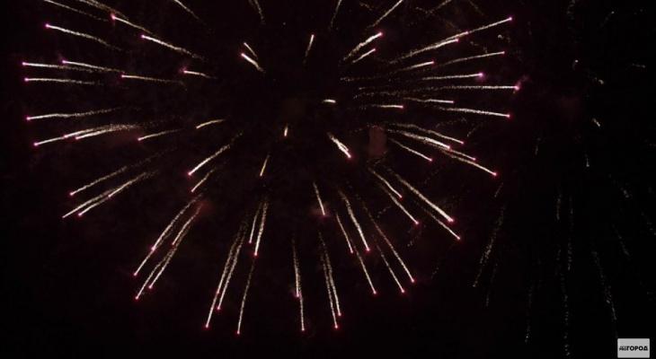 В Кировской области впервые пройдет фестиваль фейерверков