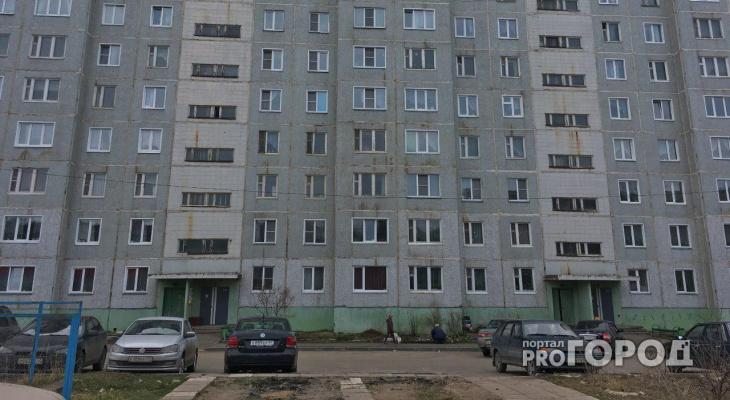 В Кирово-Чепецке ребенок выпал из окна 1 сентября