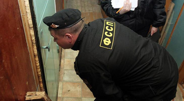 Долги судебные приставы кировская область письмо в банк исполнительный лист