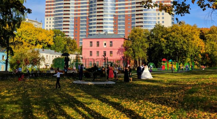 Теплые и солнечные выходные в Кирове: фото из соцсетей