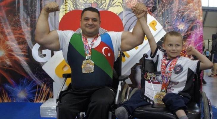8-летний силач из Советска установил международный рекорд