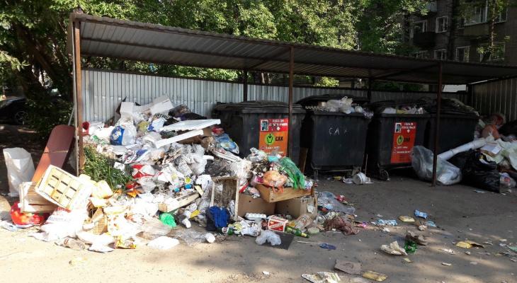 Власти рассказали о первых итогах работы с УК и решении мусорной проблемы в Кирове