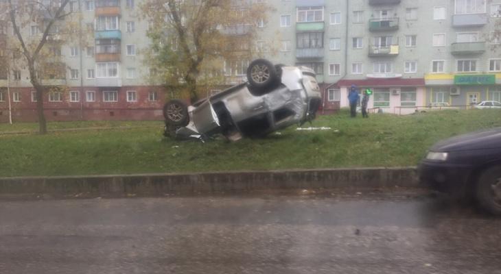 Стала известна причина серьезного ДТП на улице Ленина