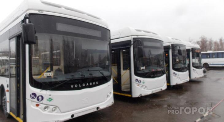 Вместо МАЗов АТП будет закупать другие автобусы