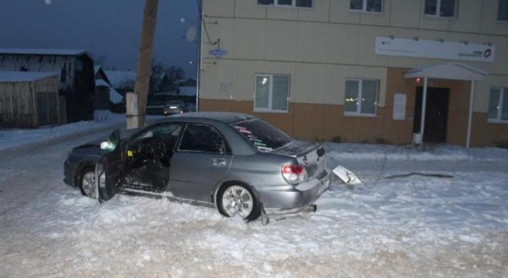 В Кировской области водитель иномарки насмерть сбил сотрудника МЧС