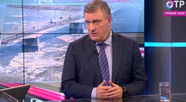 Губернатор Васильев объяснил, почему вывоз мусора считают не с человека