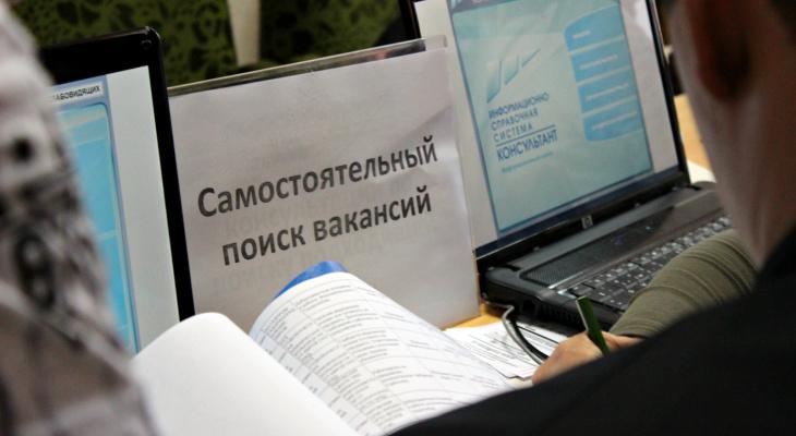 Известно, сколько тысяч кировчан воспользовались услугами службы занятости