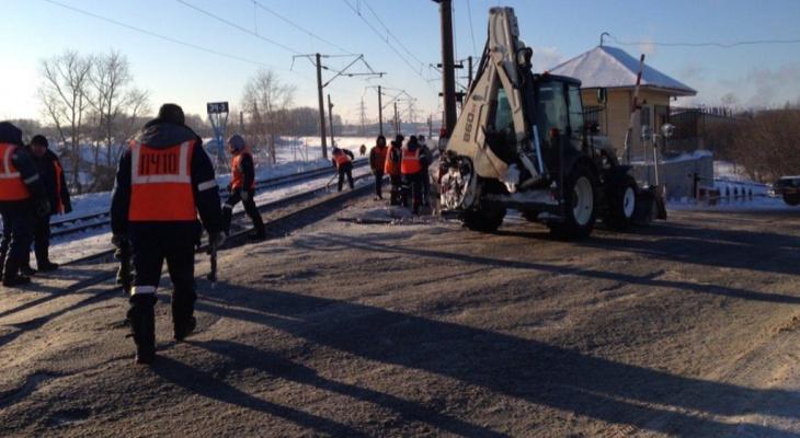 Переезд на Тимирязева в Кирове перекроют на 11 часов