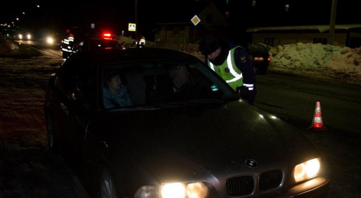 В новогодние праздники в ДТП в Кировской области погибли 8 человек
