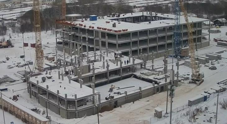 Новую школу в Чистых прудах планируют сдать в середине декабря 2019 года
