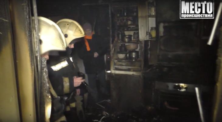 36 000 рублей за 3 дня соседи собрали для женщины, у которой сгорела квартира в Чистых прудах