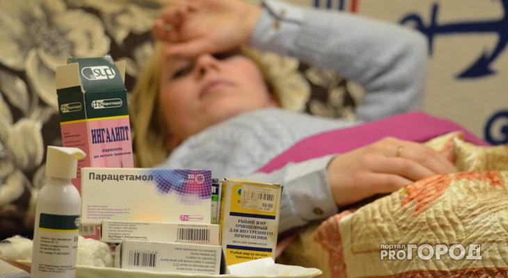 В Кировской области зафиксировали несколько случаев заболевания свиным и гонконгским гриппом
