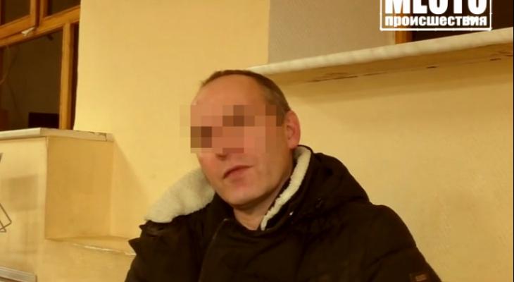 «Если бы не водка, этого ничего бы не было»: водитель, сбивший троих на остановке в Кирове, рассказал о ДТП