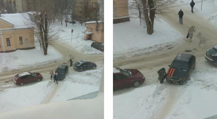 Что обсуждают в Кирове: мастера парковки и самая холодная ночь зимы