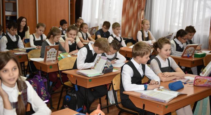 Известно, в какой лицей в Кирове поступило больше всего заявлений в первый класс