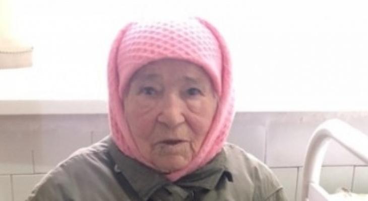 В Кировской области ищут родственников дезориентированной женщины