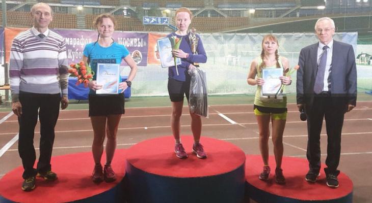 Спортсменка из Кирова пробежала 100 километров за 8,5 часа