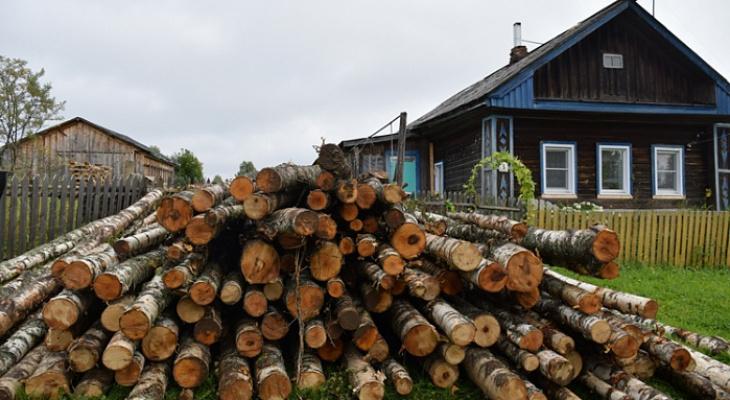 Рост цен на дрова: в Кировской области пообещали не поднимать стоимость    Новости Кирова и Кировской области   Про Город Киров