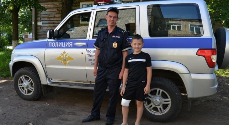 """Ребенок плакал и хромал, но никто не останавливался"": история спасения из Яранска"