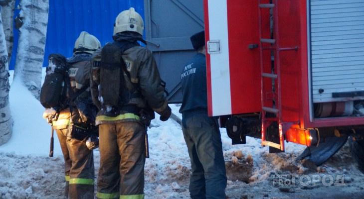 В Кировской области мужчина спалил дом своей бывшей жены
