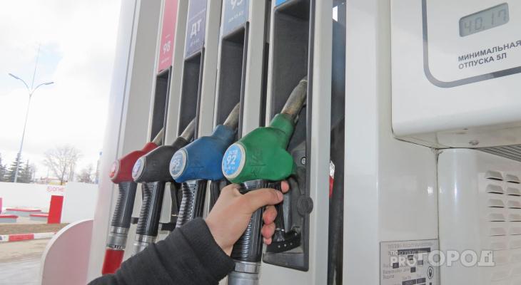 Эксперты отчитались о качестве бензина на заправках Кировской области