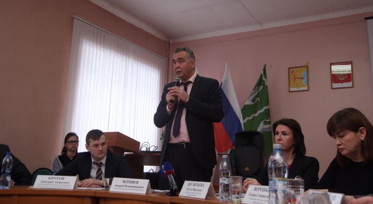 Руководители министерств соцблока ответили на вопросы населения