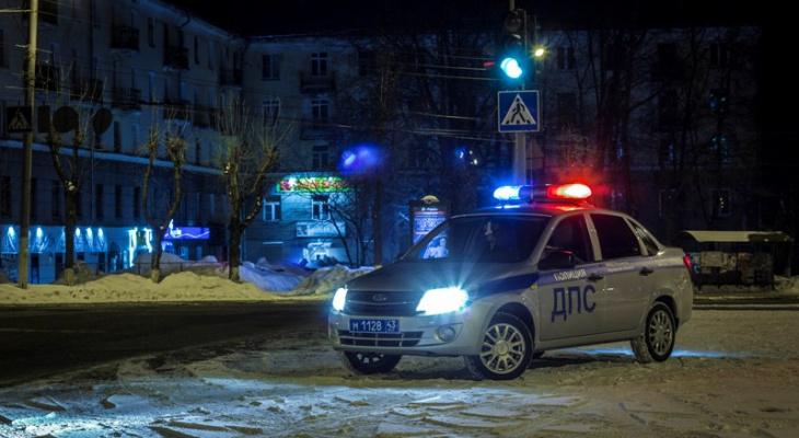 В субботу в Кирове пройдут сплошные проверки водителей