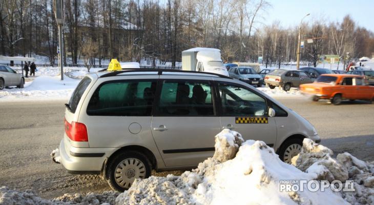 В Кирове налоговики начали проверять таксистов