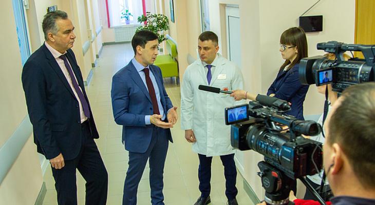В Кирове открылось новое отделение паллиативной помощи в горбольнице №5