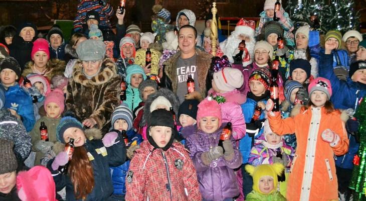 Организовал на свои деньги праздник для 400 детей: история лучшего управдома Кирова