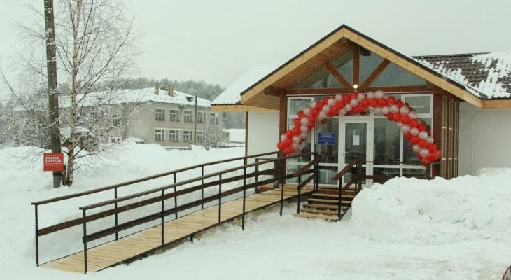 В Кировской области открылся еще один современный фельдшерско-акушерский пункт