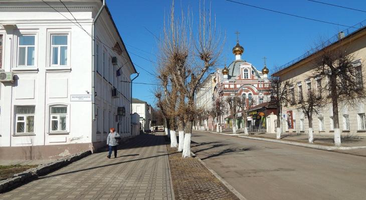 К 650-летию Кирова часть улицы Московской может стать пешеходной
