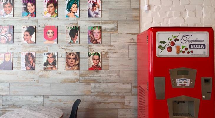 В центре Кирова появится автомат  по продаже газировки из эпохи 60-х годов