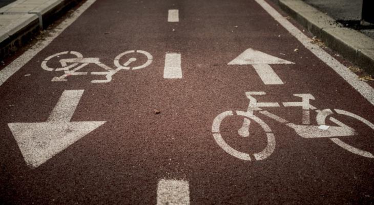В октябре в Урванцево появятся велосипедные дорожки