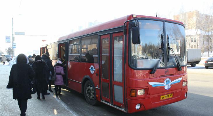 В Кирове изменили маршрут автобуса №16
