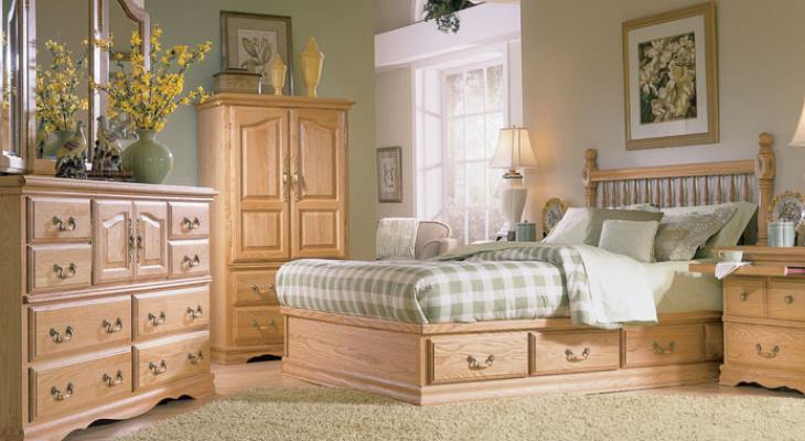 Мебель из массива березы: роскошный дизайн и долговечность по адекватным ценам