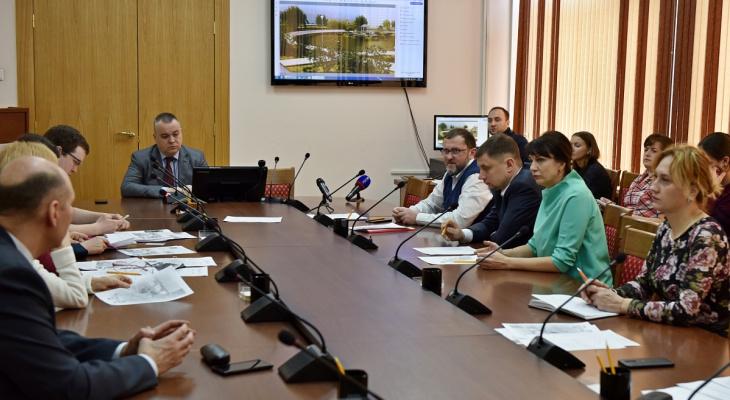 В Кирове определили лучший проект благоустройства берега Люльченки