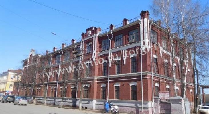 На «Авито» продают бывший корпус №5 завода КРИН