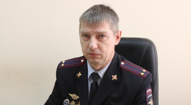 Назначили нового начальника ГИБДД по Кировской области