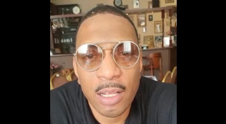 Экс-солист Bad Boys Blue записал видеообращение к кировчанам