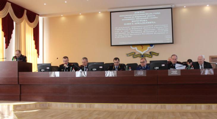 В Кирове стало меньше грабежей и поджогов: итоги работы полиции за I квартал 2019 года