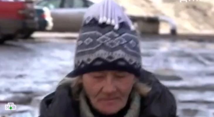 """На программе """"ДНК"""" на НТВ бродяга из Чепецка нашла дочь, которую 30 лет назад оставила в роддоме"""