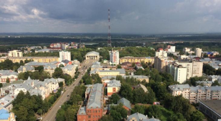 В новом генплане Кирова будет меньше многоэтажек и третий мост