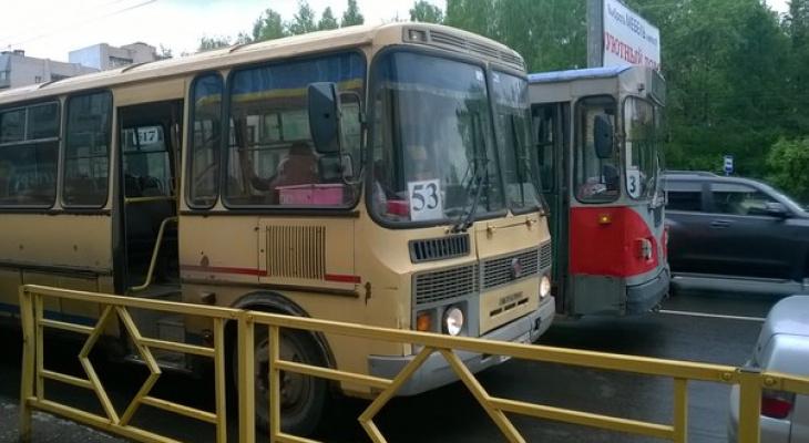 В Кирове планируют ввести бесплатную пересадку на общественном транспорте