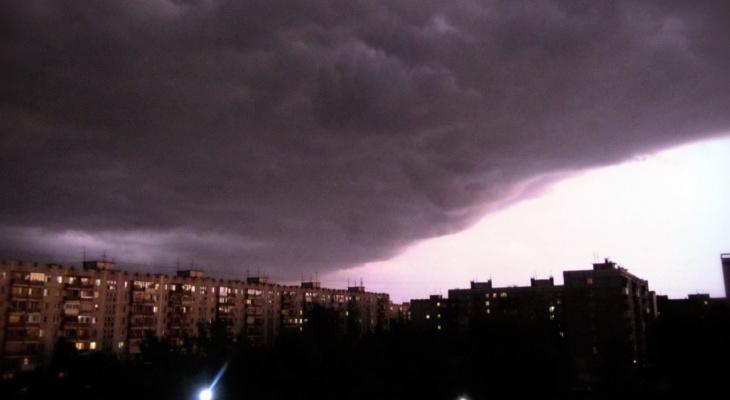 В Кировской области объявлено метеопредупреждение из-за непогоды