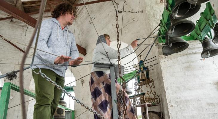 В пригороде Кирова все желающие смогут позвонить в колокола